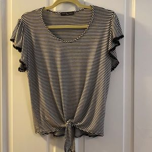 Airy summer top